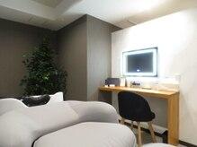 ヒペリカムプラス(ヒペリカムplus.)の雰囲気(完全個室空間♪フルフラットになるリクライニングベット。)