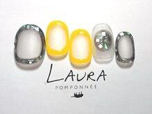 ローラポンポニー(Laura pomponnee)/ぷっくり囲み