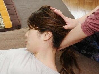さくらびよりの写真/【女性】眼精疲労・リモート疲れに☆ヘッド30分¥3500【男性】疲労回復*頭肩首腕集中ドライヘッド30分¥4500