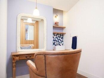 ネイルルーム ノエラ(Nailroom Noella)の写真/ゆったり寛げる個室のあるサロン♪完全個室のプライベート空間でリラックスしながら贅沢なひと時をご提供★
