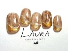 ローラポンポニー(Laura pomponnee)/ゴージャスニュアンス