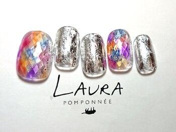 ローラポンポニー(Laura pomponnee)/カラフルパーティー