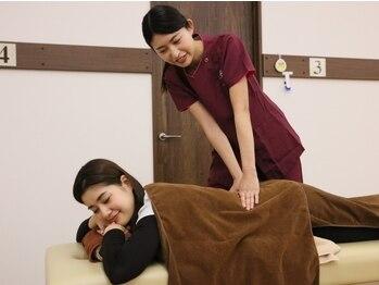成田公津の杜整骨院の写真/予約殺到!失敗経験のある方へ…国家資格取得者が本気で向き合います。通い続けられる価格帯で本当の改善を