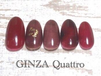 ギンザ クワトロ(GINZA Quattro)/定額/LuxuryA 6500円/ブラウン