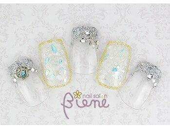 ネイルサロン ビーネ(nail salon Biene)/17年6月のおすすめコース-9