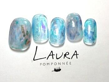 ローラポンポニー(Laura pomponnee)/爽やかカラー