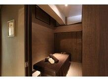 セリン 銀座本店(Serin)の雰囲気(ベッドは全てテンピュール。半個室の落ち着く大人空間。)