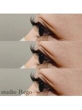ヘアーアンドアイラッシュスタジオ レゴ(HAIR&EYE LASH Studio Rego)/シングル140本CCカール