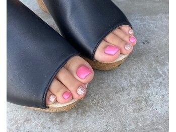 ケーオーエス(KOS)/foot nail