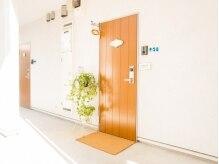 クッキーズ ネイル サロン(Cookies)の雰囲気(◆入口◆)