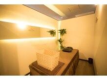 上質空間、扉付き完全個室!