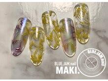 ブルージャムネイル(BLUE.JAM.nail)/期間限定☆キャンペーンネイル