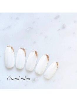 グランドゥア(Grand dua)/ハンド/持ち込みデザイン¥6600