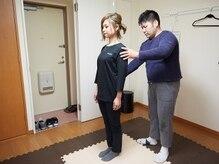 エムズスタイルラボ(M's style Lab.)の雰囲気(体の歪みやバランスをチェックし、骨盤や姿勢の歪みを整えます。)