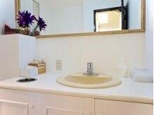 中野プロポーション整体院/院内紹介:清潔感あるお手洗い♪