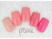 ネイルサロン ビーネ(nail salon Biene)/17年6月のおすすめコース-10