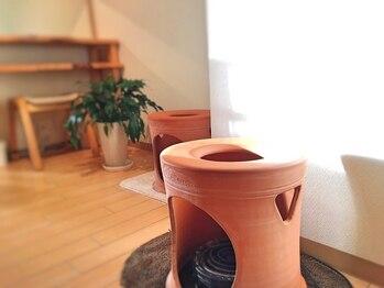 ガーデン 京都西院(garden)/こだわりの黄土漢方よもぎ蒸し