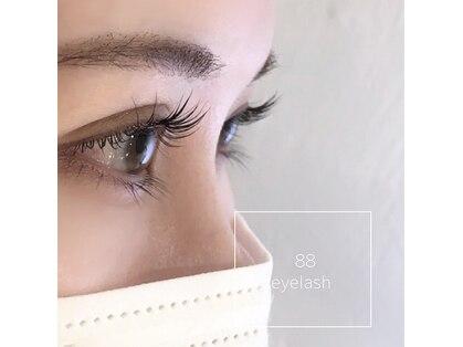 ハチハチ アイラッシュ(88 eyelash)の写真