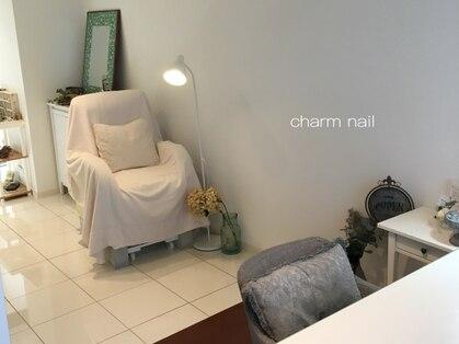チャーム ネイル(charm nail)の写真