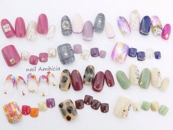 nail Ambicia 銀座店_デザイン_01
