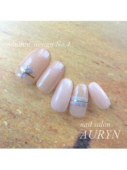アウリン(AURYN)/5月限定monthly design No,4