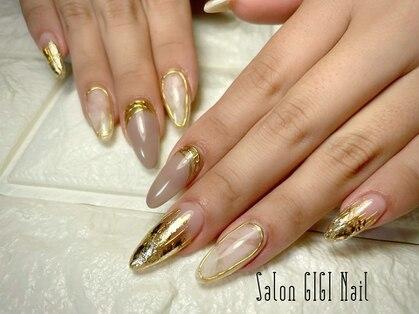 サロン ジジネイル(Salon GIGI Nail)の写真