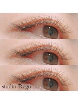ヘアーアンドアイラッシュスタジオ レゴ(HAIR&EYE LASH Studio Rego)/ボリュームラッシュ80束