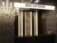 プレミアム全身脱毛シースリー 神戸三宮店/リゾートホテルのような店内