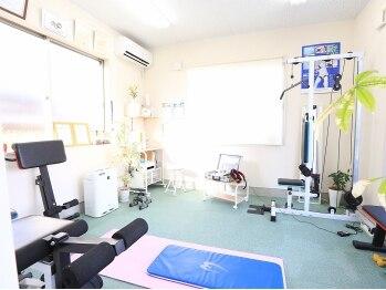 加圧トレーニングルーム P3(埼玉県熊谷市)
