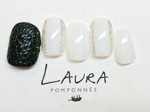 ローラポンポニー(Laura pomponnee)/6月【Playful Denim】