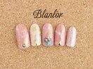 ピンク大理石