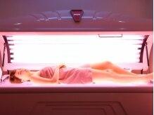 コラーゲンマシン♪ピンクの光に包まれて潤・艶肌に☆