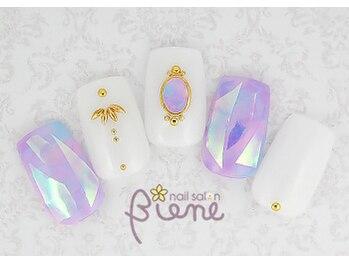 ネイルサロン ビーネ(nail salon Biene)/17年6月のおすすめコース-11