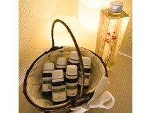 エディパルクの雰囲気(【アロマオイル】お好きな香り6種類からお選びいただけます♪)