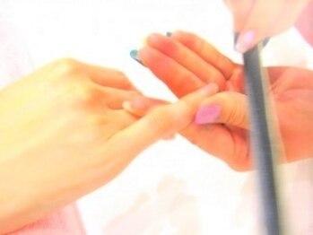 アルテミス(ARTEMIS)の写真/「お爪が傷んでネイルができない、巻き爪が気になる…」一人一人のお悩みに寄り添い丁寧にケア致します。