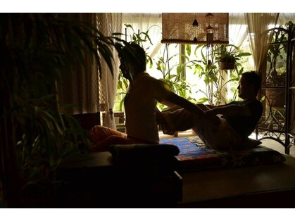 タイ式マッサージとカイロのタカスミの画像1