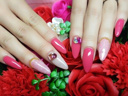nail・耳つぼjewelrysalon GIGI【ジジ】