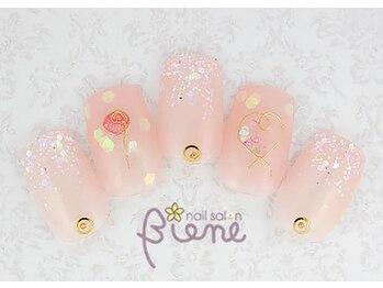 ネイルサロン ビーネ(nail salon Biene)/17年6月のおすすめコース-12