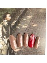 ネイルアトリエ ボン(nail atelier bon)/シェラックネイル