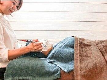 エトル(etole)の写真/【住吉】乾燥・毛穴・敏感肌のお悩みに◎超音波+イオン導入(海藻パック付)¥13824⇒¥7452☆で肌質改善!