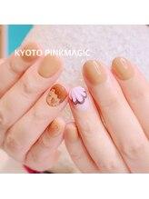 ピンクマジック(PINKMAGIC)/アポロネイル