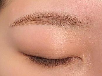 ネイルアンドアイラッシュ ルクソー シーホーク店(Nail&Eyelash LUXUEUX.)の写真/美眉を手に入れません?≪眉はサロンでお手入れする時代≫美眉をGETして、マスク姿でも魅力的な目元に☆