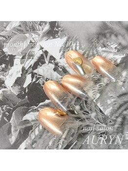 アウリン(AURYN)/5月限定 monthly design No,10
