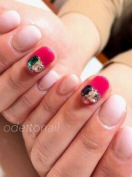 ネイルサロン オデット(Odetto)/Odetto Nail Design