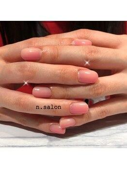 エヌサロン(n.salon)/パラジェル定額シンプルコース