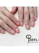 ネイルアトリエ ボン(nail atelier bon)/定額ジェルデザイン