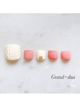 グランドゥア(Grand dua)/フット/持ち込みデザイン ¥6960