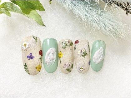 レインボーネイルズ(Rainbow nails)の写真