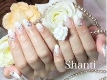 シャンティ ネイルサロン(Shanti nail salon)/春夏秋冬♪ブライダルネイル☆