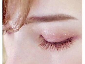 アイラッシュ デュアプレ 相模原(eyelash deapres)/カラーエクステ120本 5000円